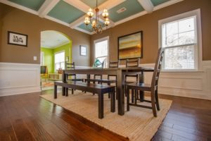 Luxury Vinyl Plank Flooring in Ocean City, Maryland