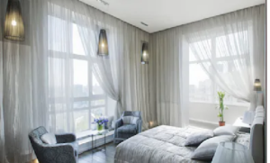 Window Treatment Installments From Mike's Flooring & Design Center