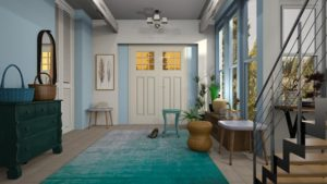 Getting the Perfect Carpeting Color to Complement Your Walls