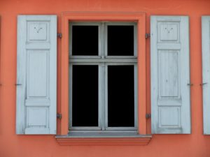 How You Can Keep Wood Shutters in Good Shape