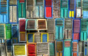 Color Options for Plantation Shutters